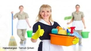 Halaskargazi Temizlik Şirketi